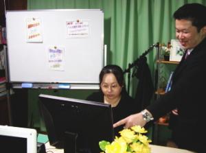 パソコン教室久喜レッスン風景